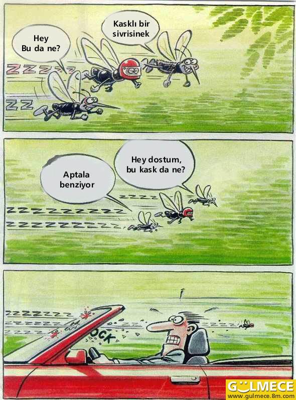 kask - Karikatürler .. :)